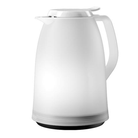 Термос-чайник Emsa Mambo (1 литр), белый
