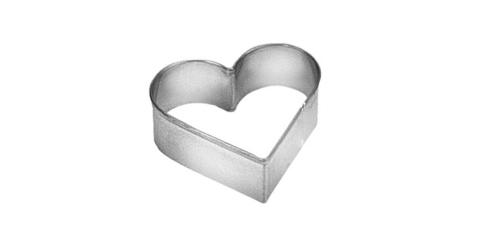 Форма для печенья Tescoma DELICIA Сердце 4.5 см