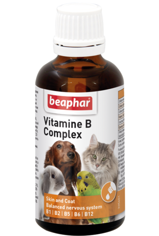 Beaphar Кормовая добавка Vitamine B Complex