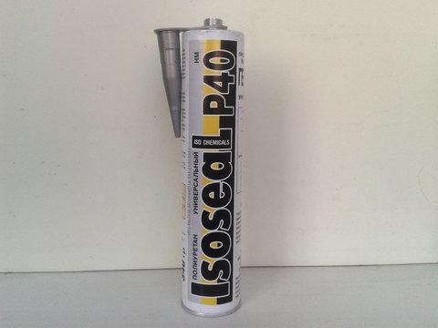 Однокомпонентный полиуретановый герметик Isoseal P40, 300 мл купить в интернет магазине