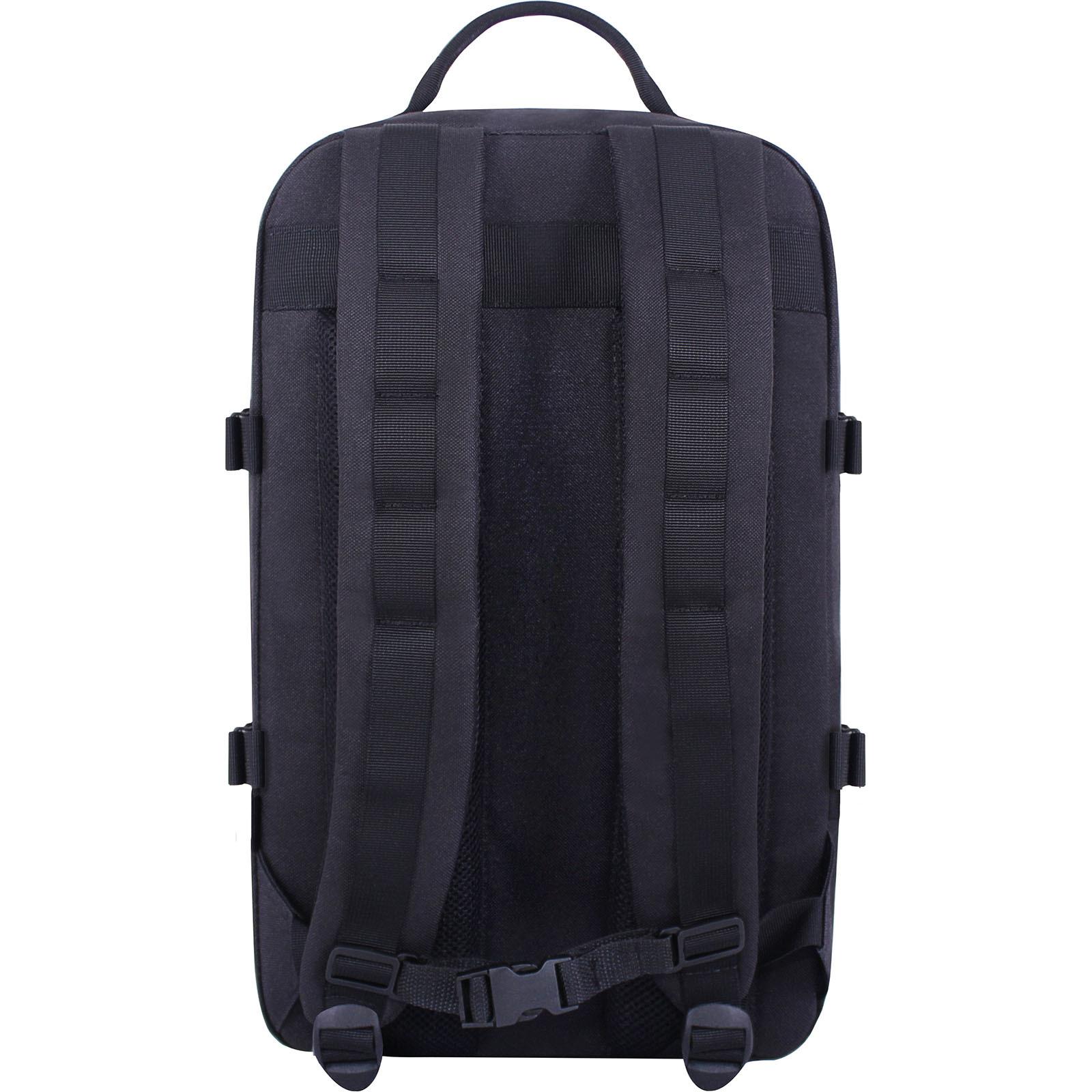 Рюкзак для ноутбука Bagland Jasper 19 л. Чёрный (0015566) фото 3