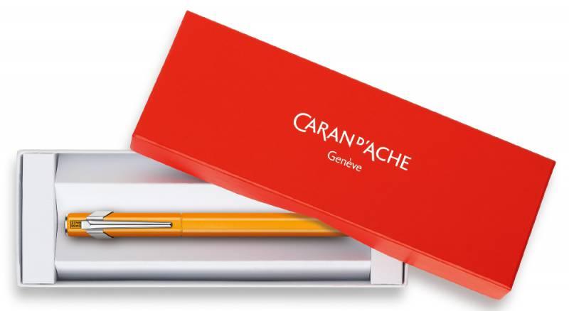 Ручка перьевая - Carandache Office 849 Fluo F