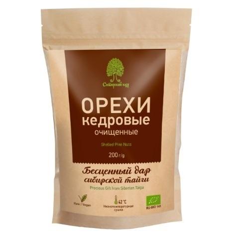 Ядро кедрового ореха / 200 г