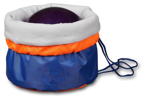 Чехол для мяча гимнастического утепленный INDIGO SM-335 Синий