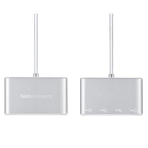 Купить переходник Hoco HB3 USB на USB