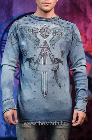 Двусторонний пуловер Remetee 226805