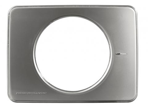 Лицевая цветная панель Fresh Intellivent цвет SILVER