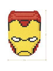 Конструктор LOZ Железный человек-подставка под ручки 780 деталей NO. 9222 Iron Man-pen stand iBlockFun Series
