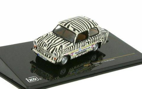 Trabant 601 Trabiworld Safari 1970 IXO Model 1:43