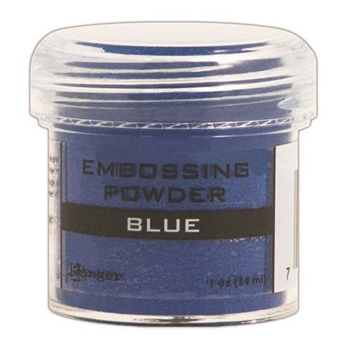 Пудра для эмбоссинга Ranger Ink-  Blue