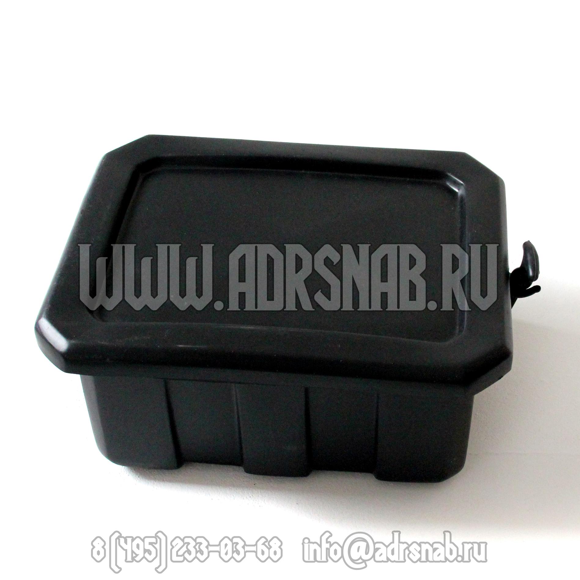 Ящик для песка, сорбента, дренажной ловушки