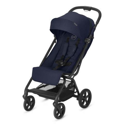 Прогулочная коляска Cybex Eezy S Plus Denim Blue