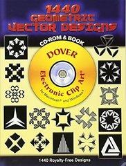 1440 Geometric Vector Designs +R