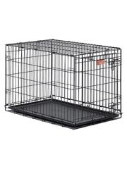 Клетка MidWest  iCrate 91х58х64h см 1 дверь черная