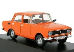 Moskvich-2140 orange 1977 IST123 IST Models 1:43
