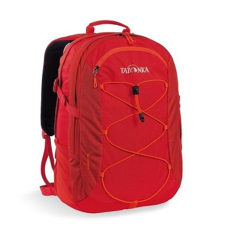 Картинка рюкзак для ноутбука Tatonka Parrot 29 Red - 1