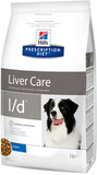 Hill's Prescription Diet L/D Liver Care Сухой корм для собак диета для лечение заболеваний печени 5 кг. (7339)