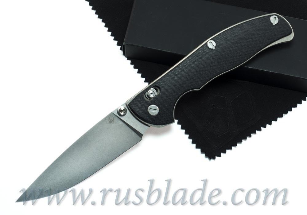 Shirogorov Tabargan 100NS M390 G10 black