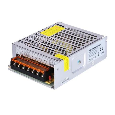 Блок питания 150Вт, 12В, IP23 для светодиодных лент и модулей