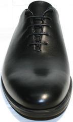 Стильные туфли для мужчин Ikos 006-1 Black