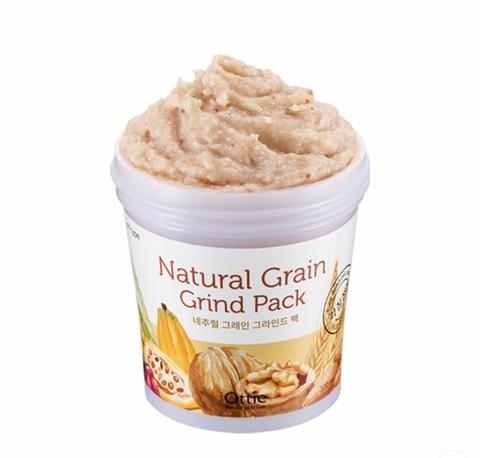 Ottie Natural Grain Grind Pack питательная зерновая маска для сухой кожи