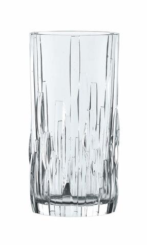Набор из 4-х бокалов Longdrink Shu Fa, 360 мл