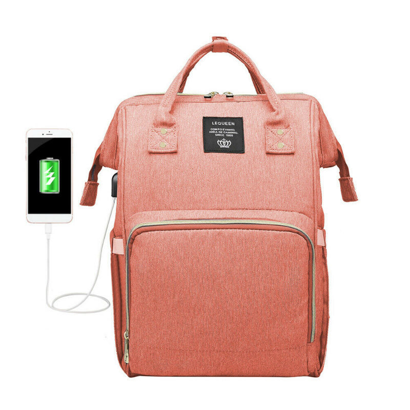 Товары для прогулки и путешествия с ребенком Сумка-рюкзак для мамы с usb sumka-ryukzak-dlya-mamy-usb.jpg