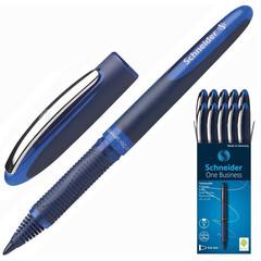 Роллер Schneider One Business синий (толщина линии 0.6 мм)