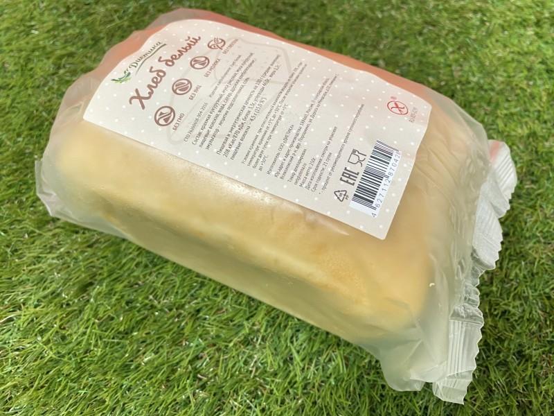 Хлеб белый Диетика б/глютена 300г