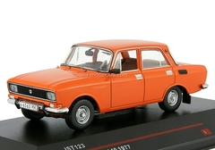 Moskvich-2140 orange 1977 IST123 IST Models 1:43
