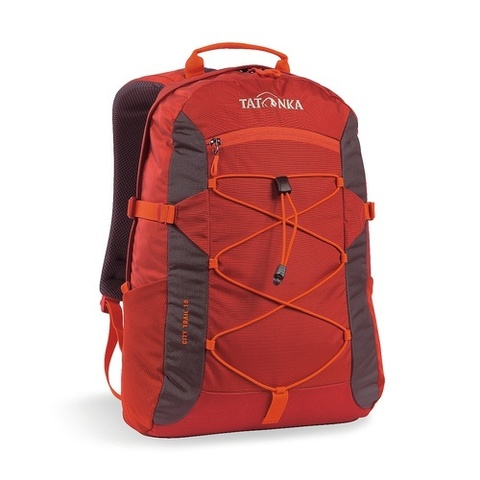 Рюкзак Tatonka City Trail 19 redbrown