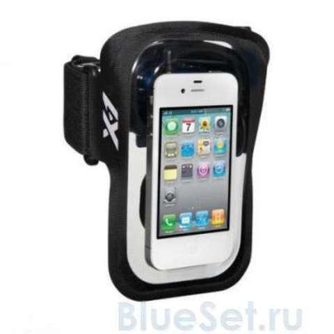 Водонепроницаемый Чехол X-1 Amphibx Fit Waterproof Armband for Smartphones XB1-BK-X (iPod)