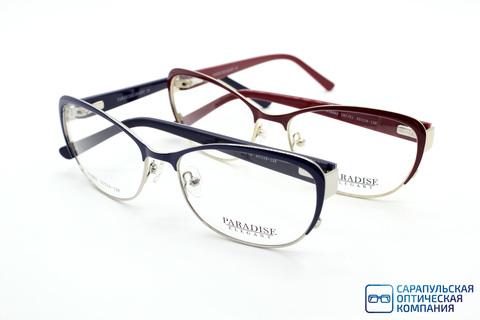 Оправа для очков PARADISE P76062  металл