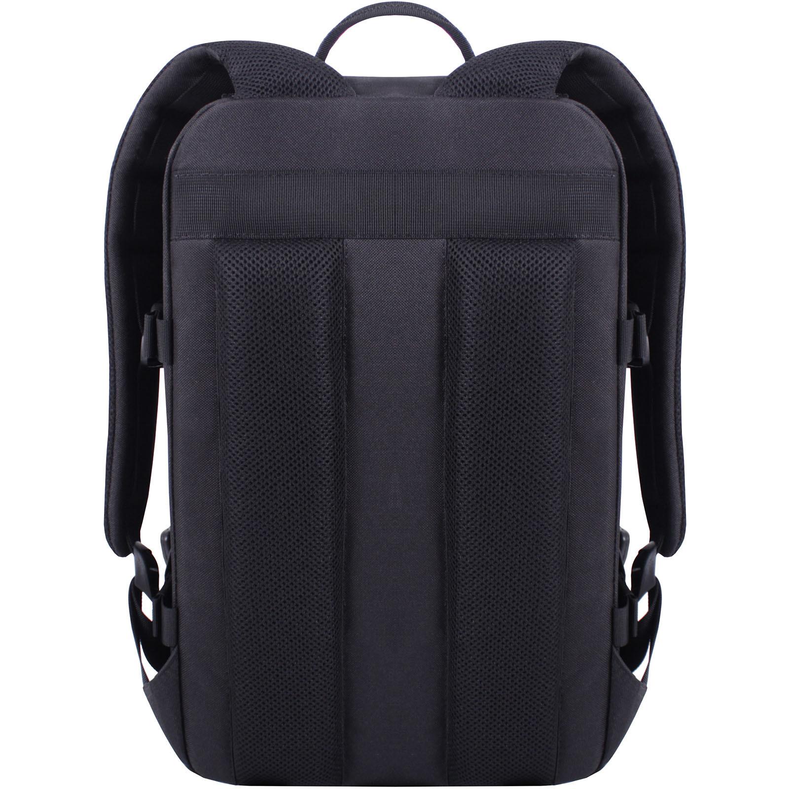Рюкзак для ноутбука Bagland Jasper 19 л. Чёрный (0015566) фото 7