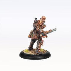 Warcaster Captain Damiano BLI