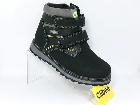 Clibee (зима) H153 Black 27-32