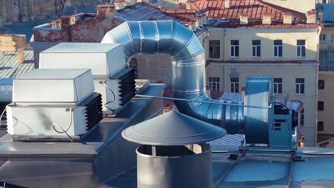 Проектирование и строительство систем вентиляции