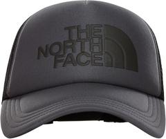 Кепка North Face Tnf Logo Trucker  Asphalt Grey