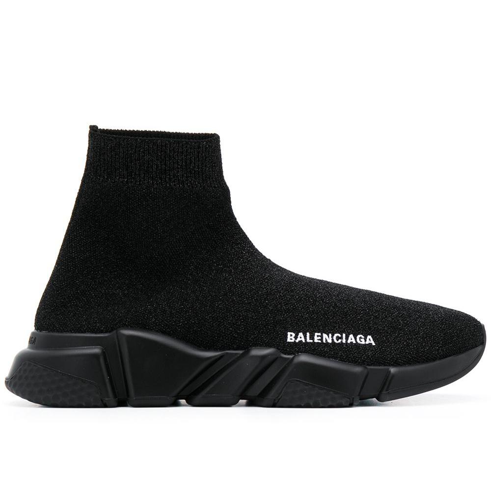 Balenciaga Socks Black