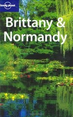 LP Guide Brittany & Normandy 1Ed