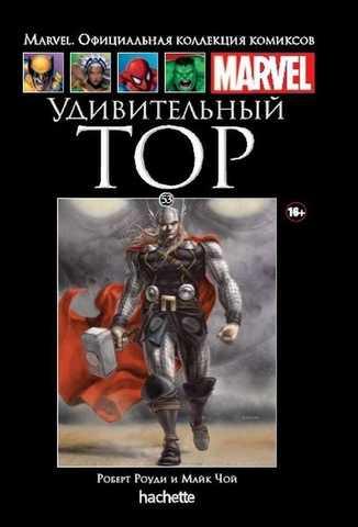 Ашет №53 Удивительный Тор