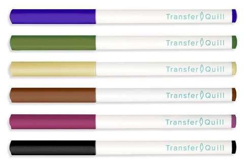 Маркеры термотрансферные Heat Transfer Pens- by We R Memory Keepers-6шт
