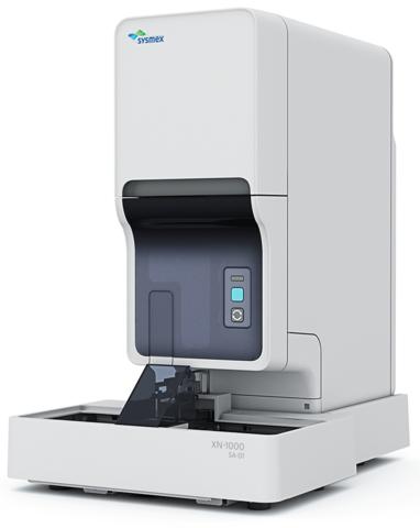 Анализатор гематологический XN, с принадлежностями.