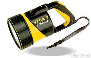 Фонарь Technisub Vega 2