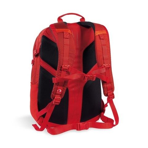 Картинка рюкзак для ноутбука Tatonka Parrot 29 Red - 2