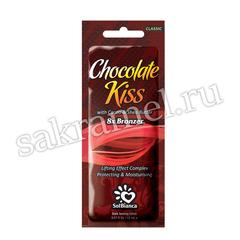 Крем SolBianca\ Chocolate Kiss с маслом какао, маслом Ши и бронзаторами 15 мл