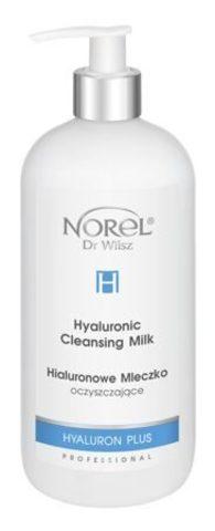*Ультраувлажняющее очищающее молочко (NOREL/HYALURON PLUS/500мл\PM 205)
