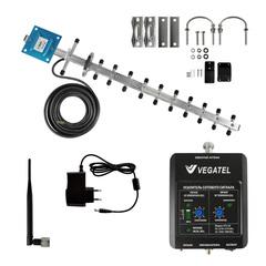 Усилитель сотовой связи VEGATEL VT2-3G-kit (LED)