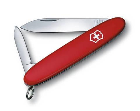 Нож Victorinox Excelsior, 84 мм, 3 функции, красный