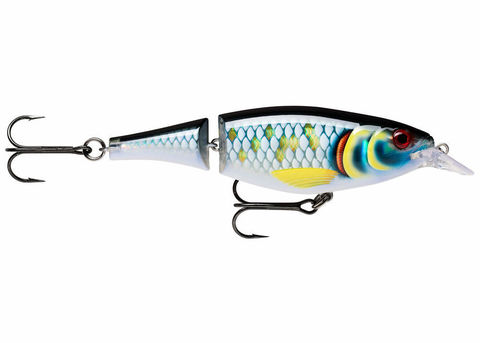 Воблер RAPALA X-Rap Jointed Shad 13 см, 46 г, цвет SCRB